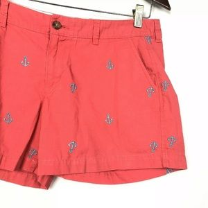 Old Navy Anchor Shorts embroidered